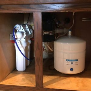 Reverse Osmosis Drinking Remineralized Water filter-Installed by Certified Water Services Newtown PA 18940